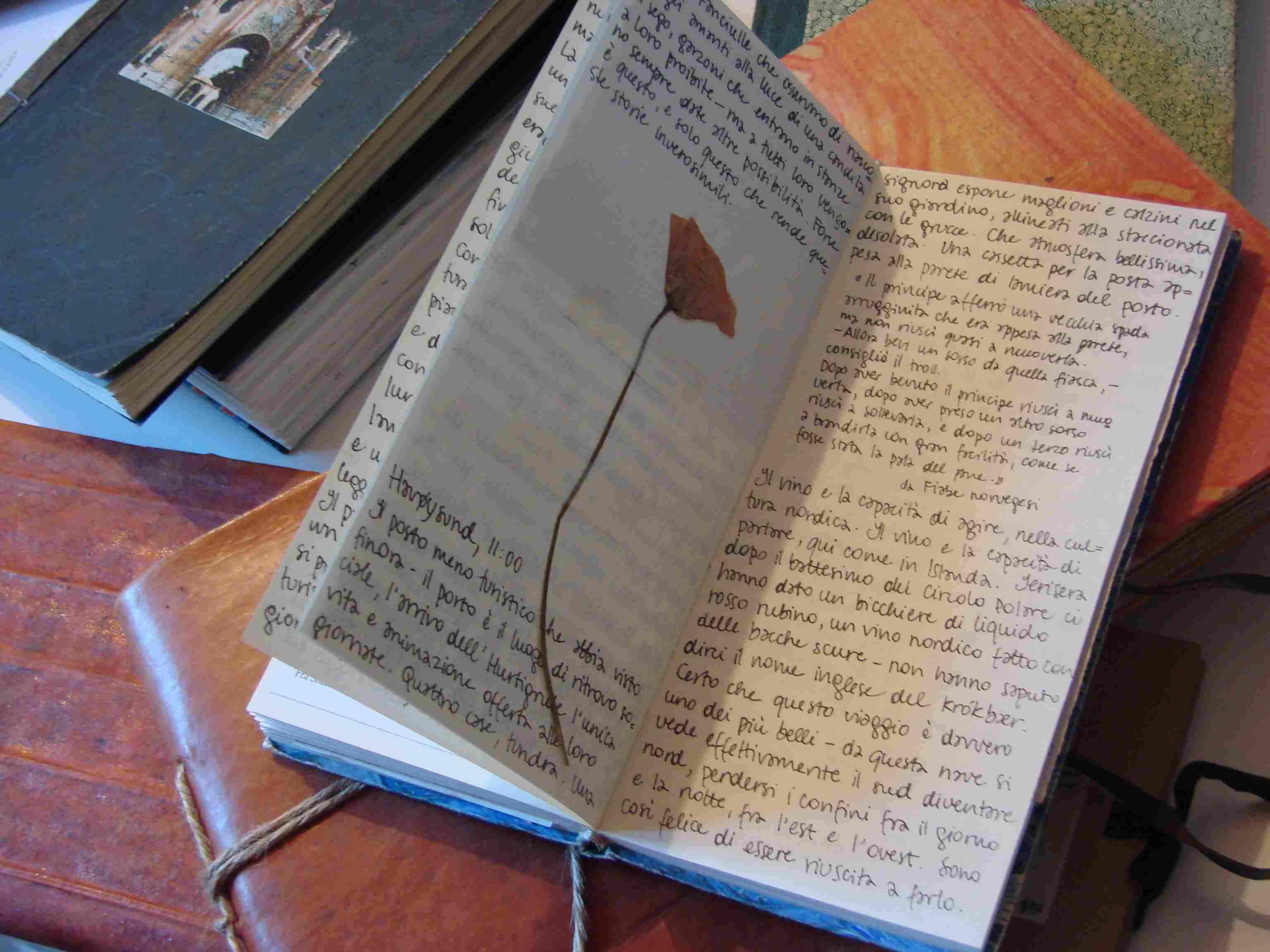 7 motivi per cui tenere un diario for Come creare i miei progetti personali