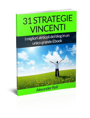 Ebook - 31 articoli Strategie Vincenti 3D