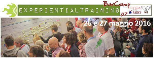 Experiential Training Barcamp 2016