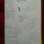 Sketchnote networking