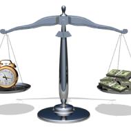 Sai quanto vale il tuo tempo ?